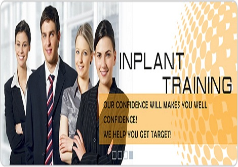 inplant training in coimbatore